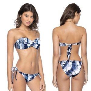 Pilyq SET Cast Away Bikini Sz L